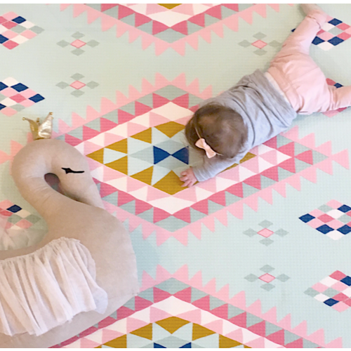 Play with Pieces - Play Mat