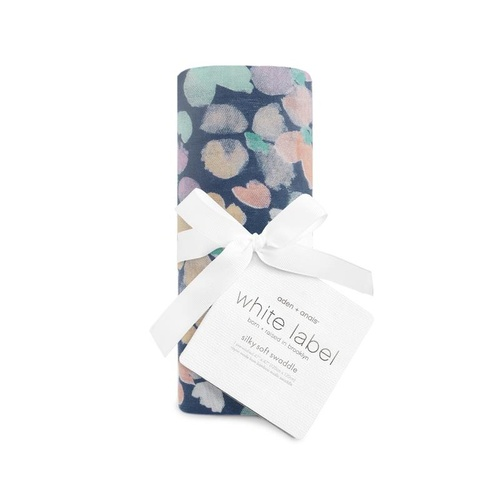 Aden + Anais White Label Silky Soft Bamboo Swaddle Single Pack