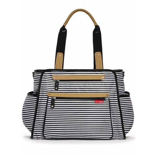 Grand Central Diaper Bag - Stripe
