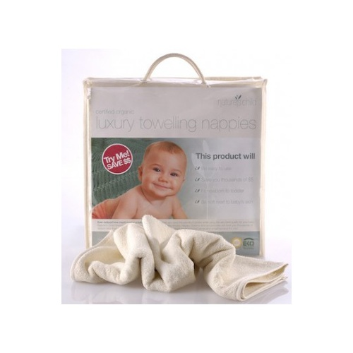 Nature's Child Organic Nappies (6 Pack)