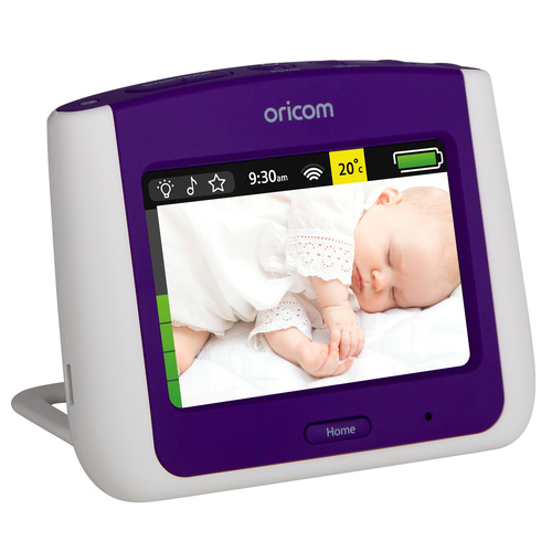 Oricom Secure860 Touchscreen Video Monitor